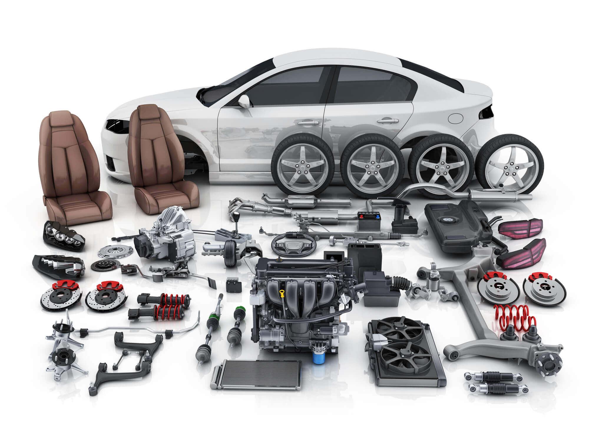 Auto parts stores & services